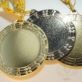 komplet medalj
