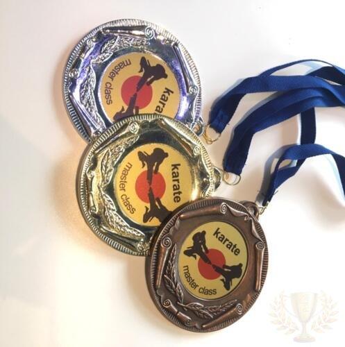 medalja karate