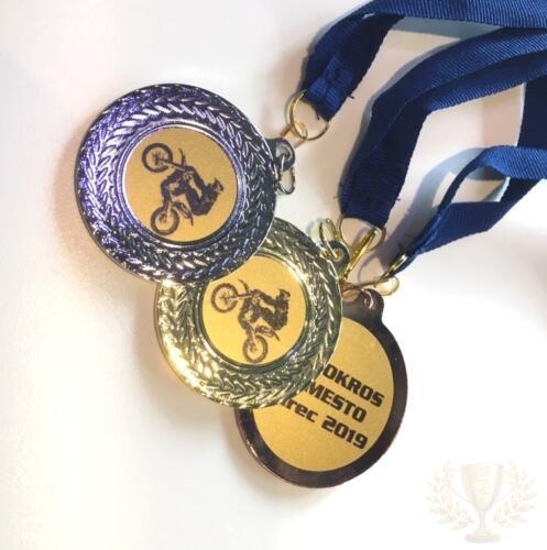 medalja motokross