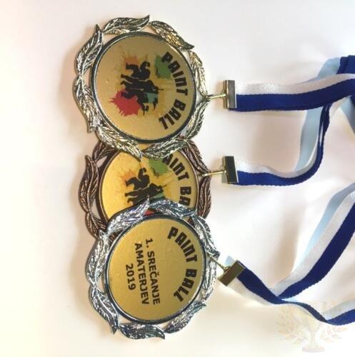 medalja paintball
