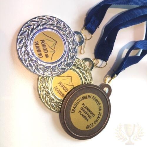 medalja pohod