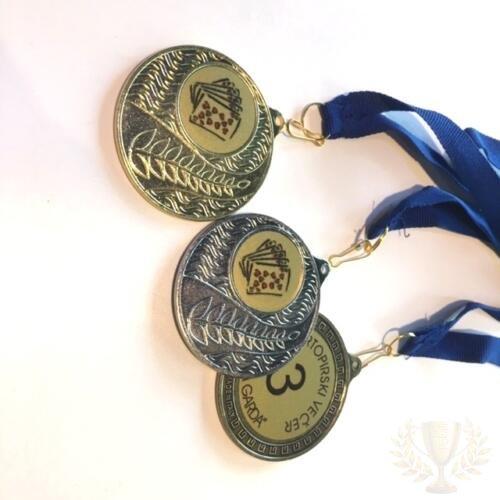 medalje kvartopirci