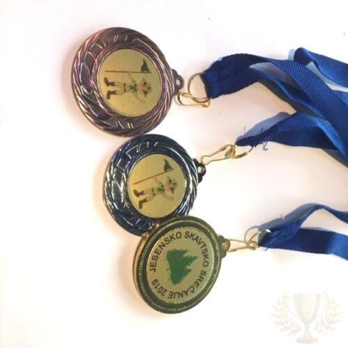 medalje skavti